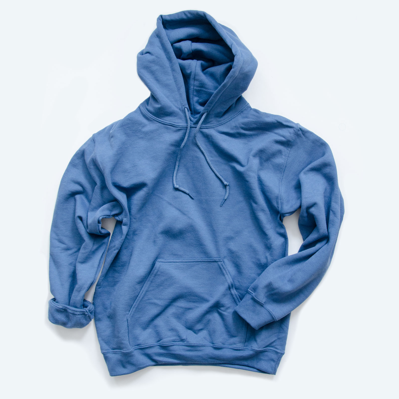 Selling a pullover hoodie online that comes in a variety of colors that everyone will love!