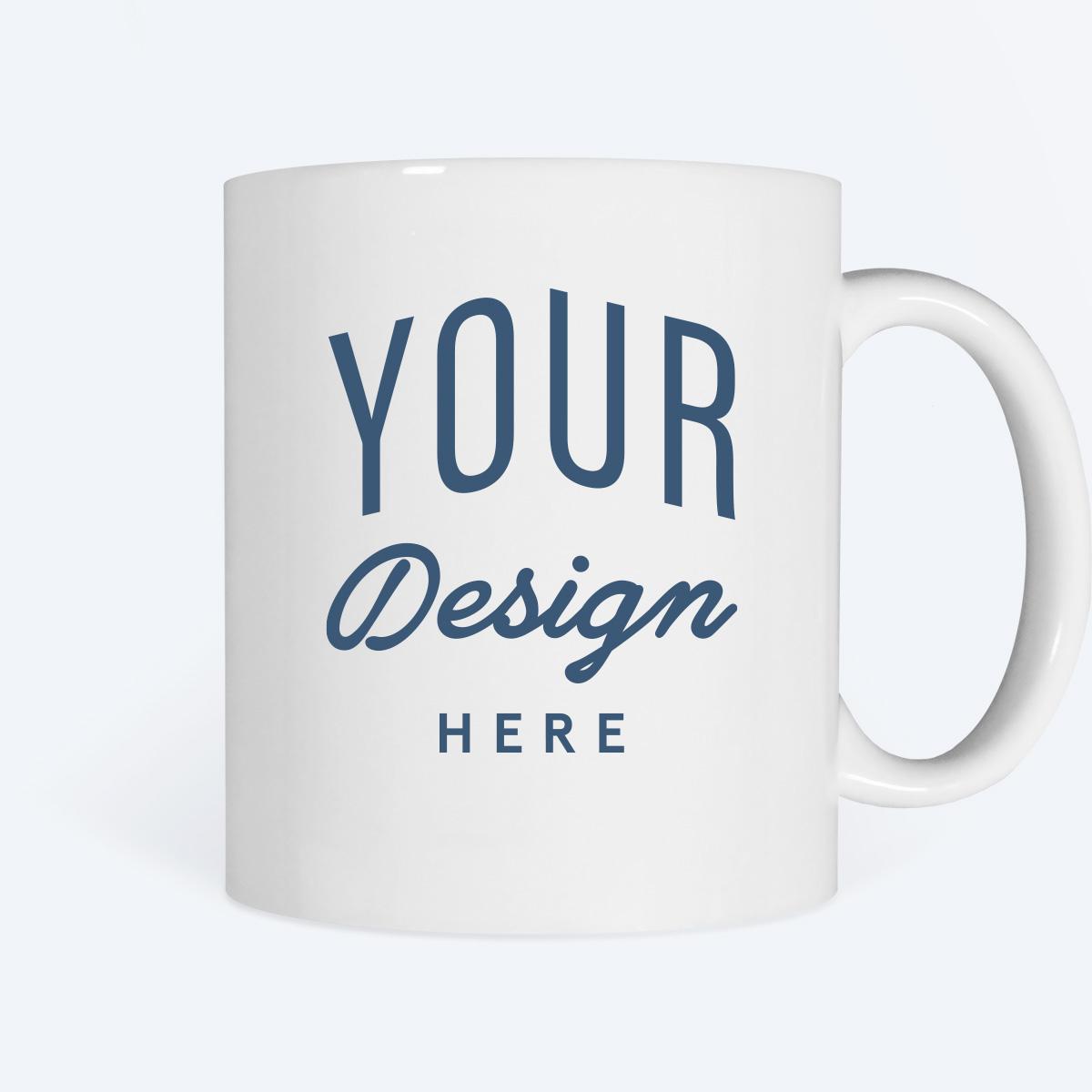 Custom Coffee Mug Make Your Own