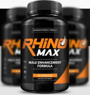 Rhino Max Men's Health {Male Enhancement Pills US} Be a Beast in Bed!
