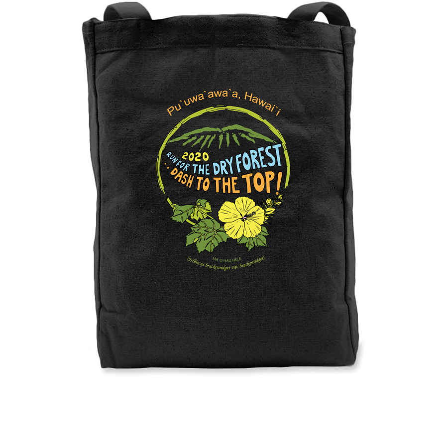Run For the Dry Forest Tote Bag