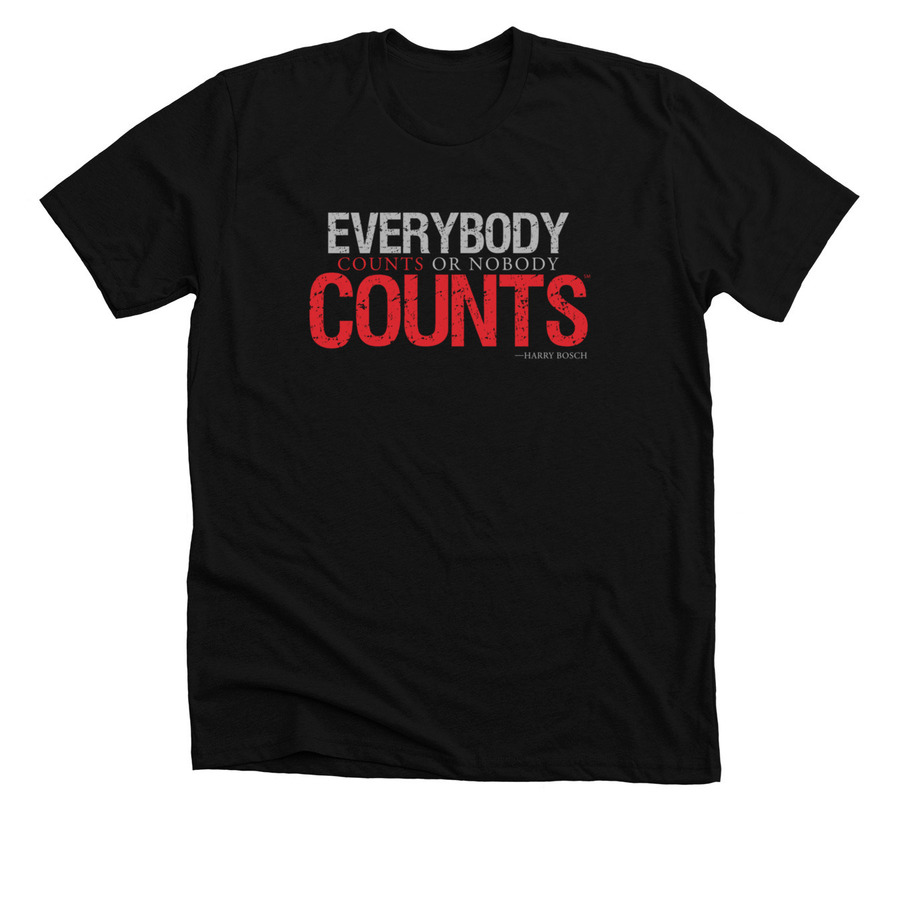38830112b1be Everybody Counts Or Nobody Counts Fundraiser | Bonfire