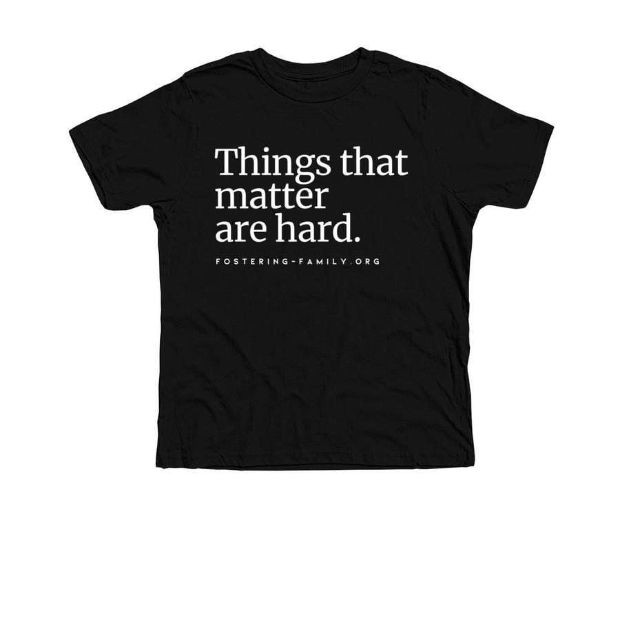 tee Love Makes A Family Foster Love Unisex Sweatshirt