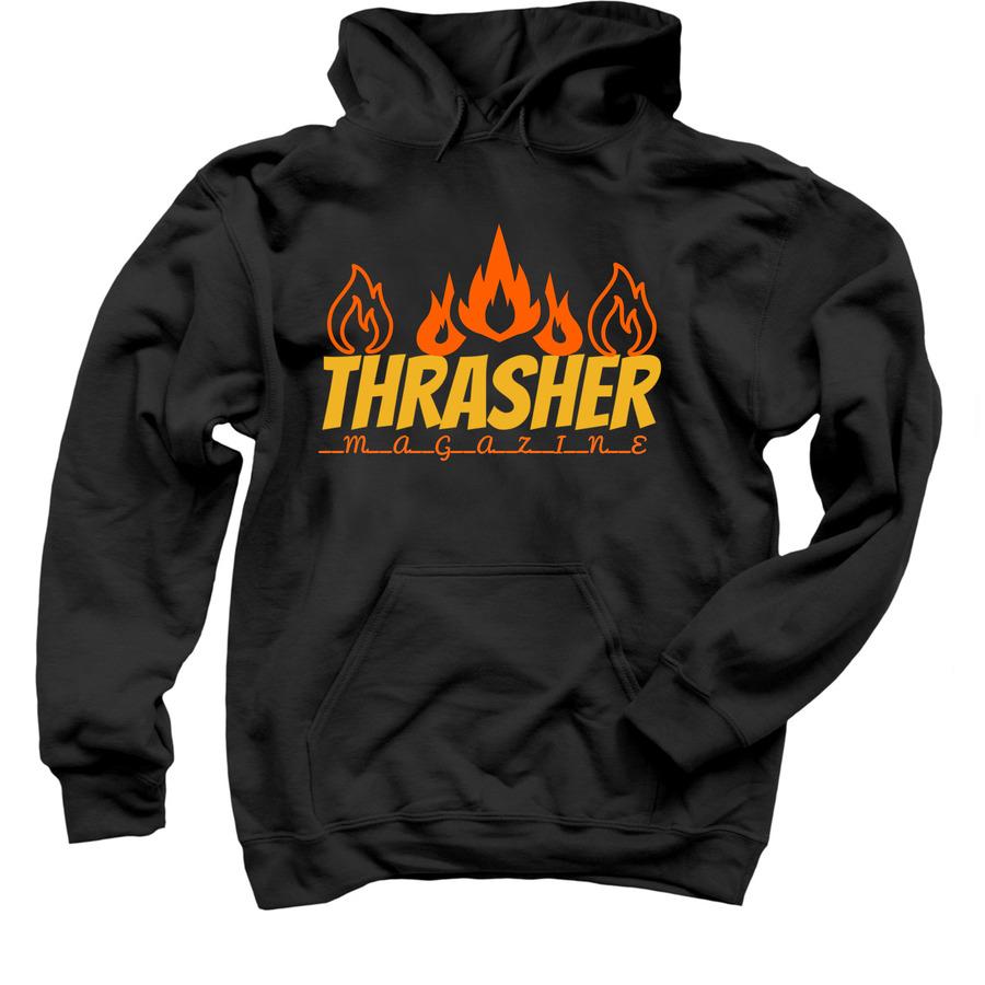 molto carino 96e96 1b812 Thrasher T Shirt Amazon France | RLDM