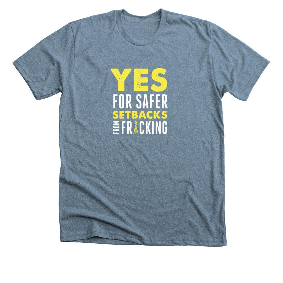 f636b0d3c Yes for Safer Setbacks | Bonfire