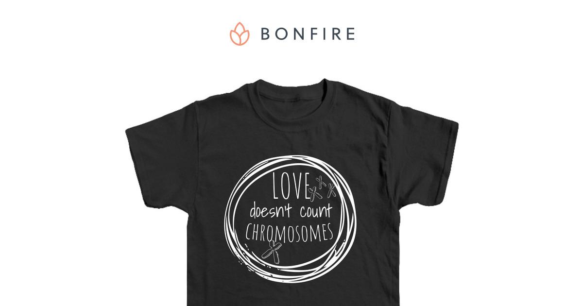 Download Love Doesn't Count Chromosomes   Bonfire