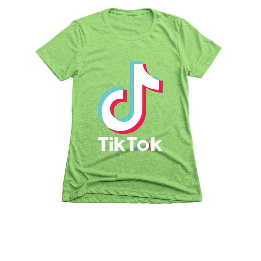c9365d93332e Tik tok shirt with fan names | Bonfire