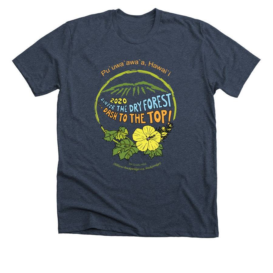 2020 Run for the Dry Forest T-Shirt