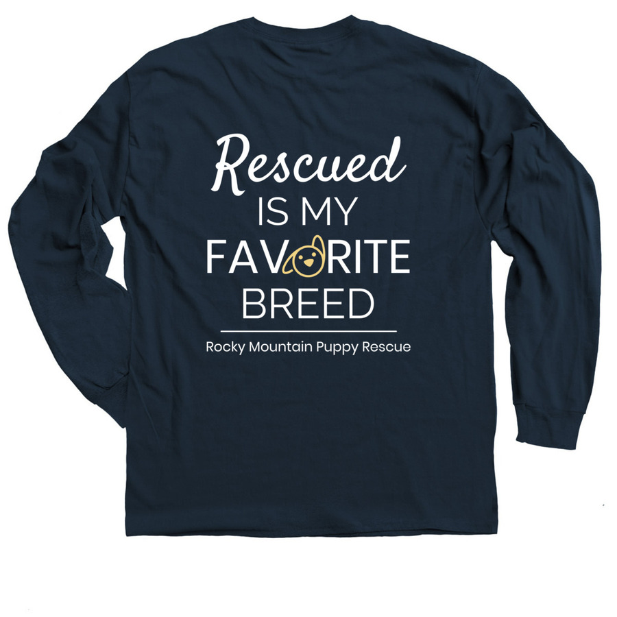 The Mountain My Favorite Breed T-Shirt