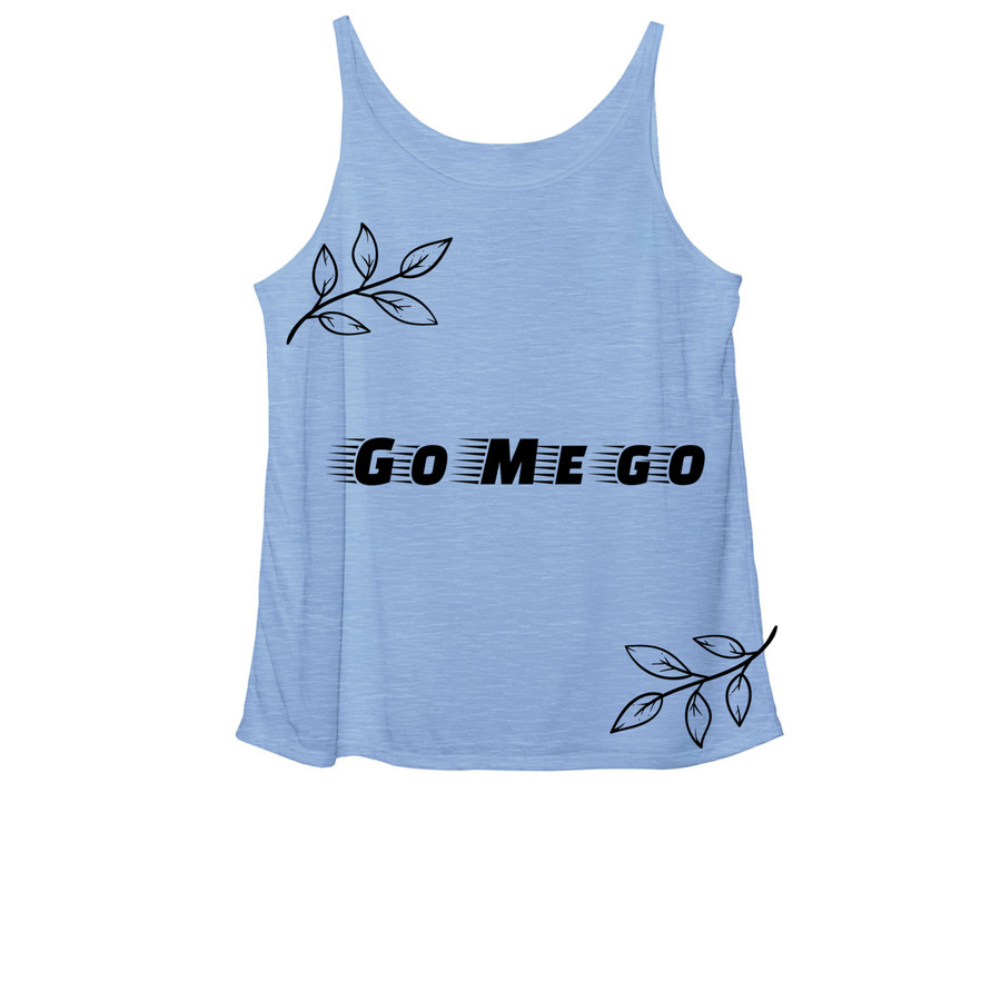Go Me Go Athletic Shirt Designed For Bonfire