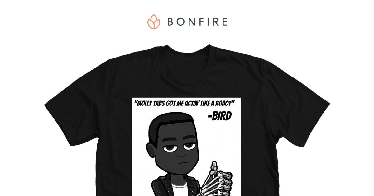 Bird Bash (Robot) (Ashtray Productions) | Bonfire