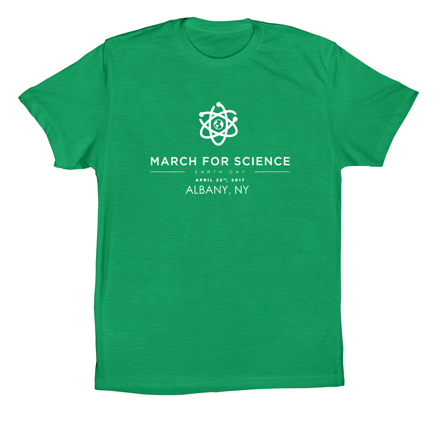 Albany March For Science Commemorative Bonfire